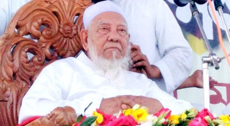 কক্সবাজার আসছেন আল্লামা আহমদ শফী