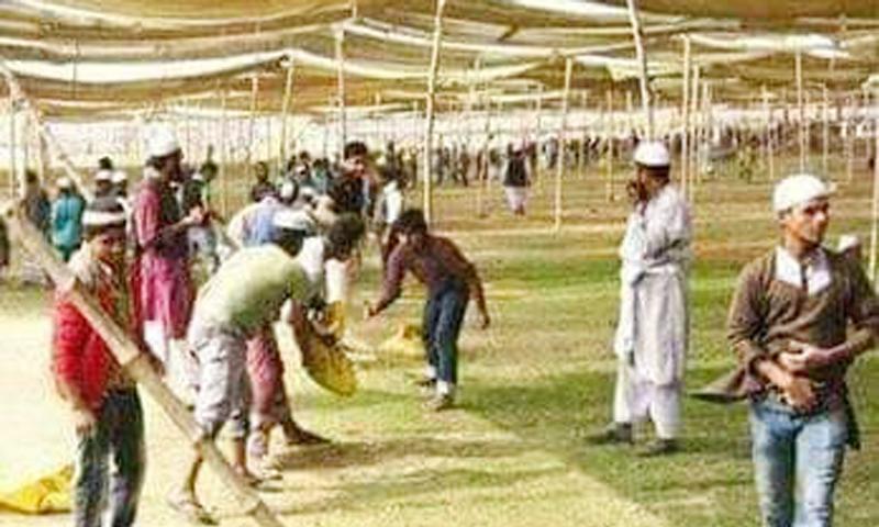জেলা ইজতেমা শুরু ৭ নভেম্বর, 'ডিসি সাহেবের বলীখেলা' পেছানোর অনুরোধ