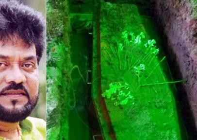 চিরনিদ্রায় শায়িত 'প্লেব্যাক সম্রাট' এন্ড্রু কিশোর