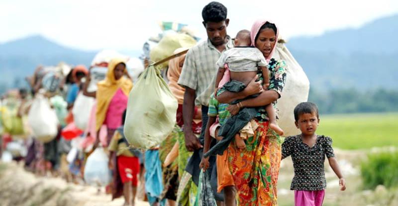 রোহিঙ্গাদের নাগরিকত্ব দেবে 'মিয়ানমার ঐক্য সরকার'