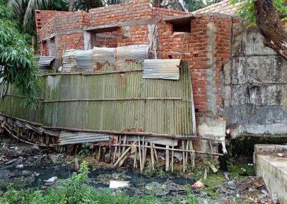 দখল-ভরাট হচ্ছে 'সামরাই খাল', মামলা করল নদী পরিব্রাজক দল