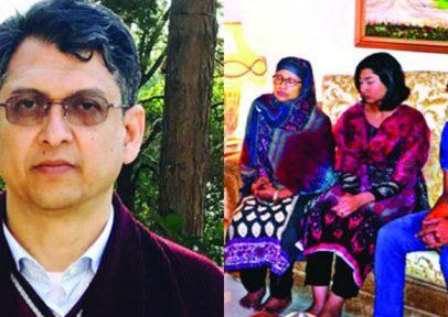 ভারতে ৬ বছর নিঃসঙ্গ জীবন: বিএনপির দিকে তাকিয়ে সালাহউদ্দিন আহমদের পরিবার